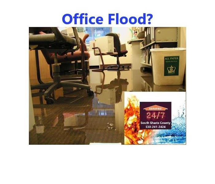 Office is Flooding