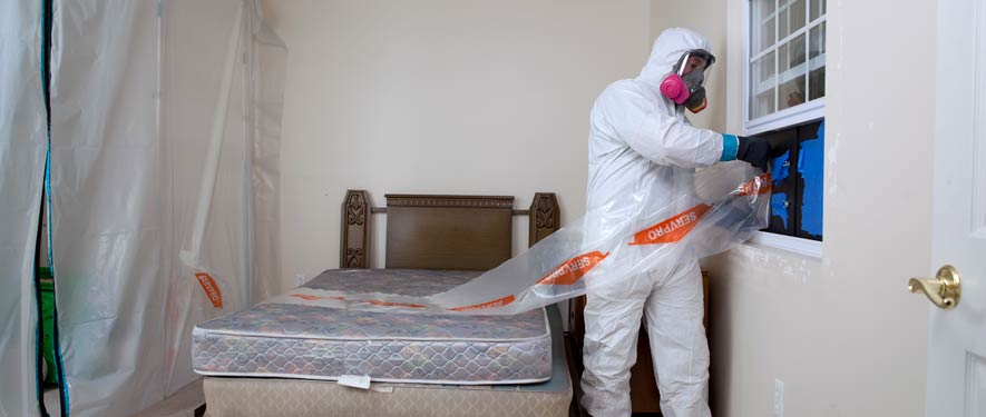 Redding, CA biohazard cleaning